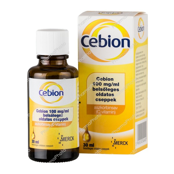 Cebion 100 mg ml belsoleges oldatos cseppek 1x30ml438074 2016 tn